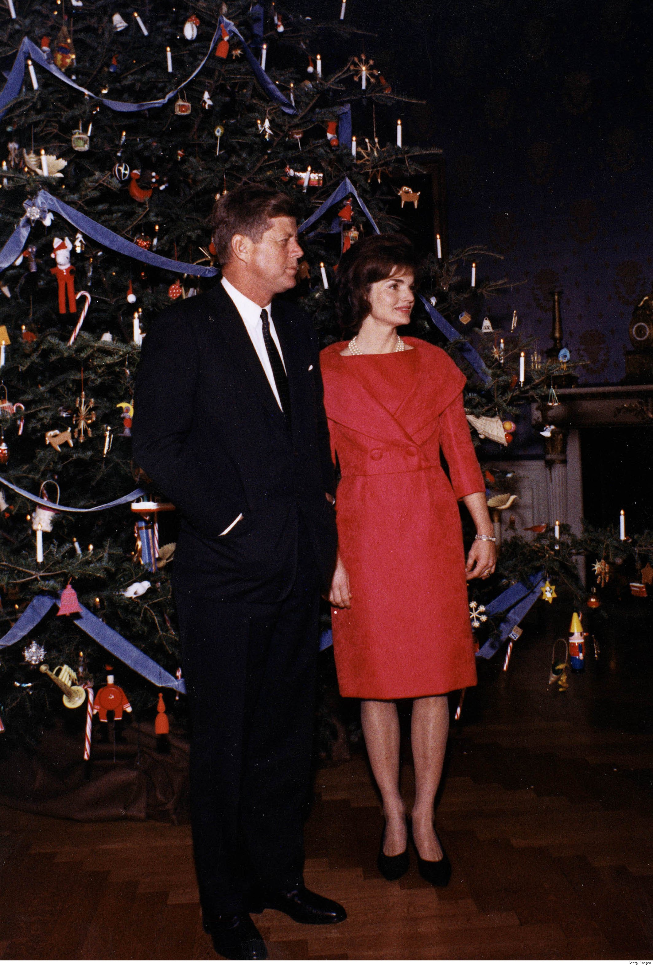The Kennedy White House Christmas Tree