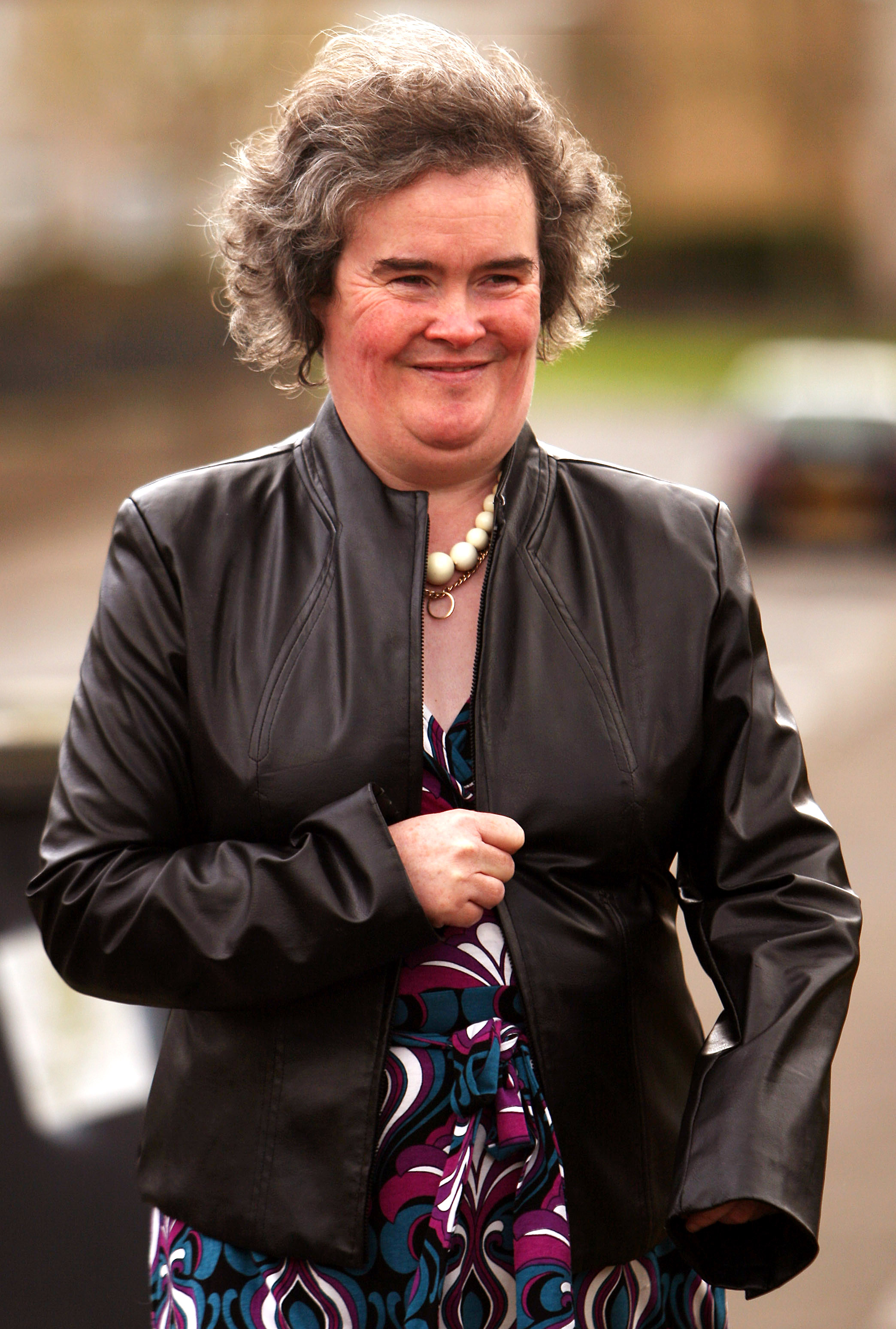 3. Susan Boyle's Many Makeovers