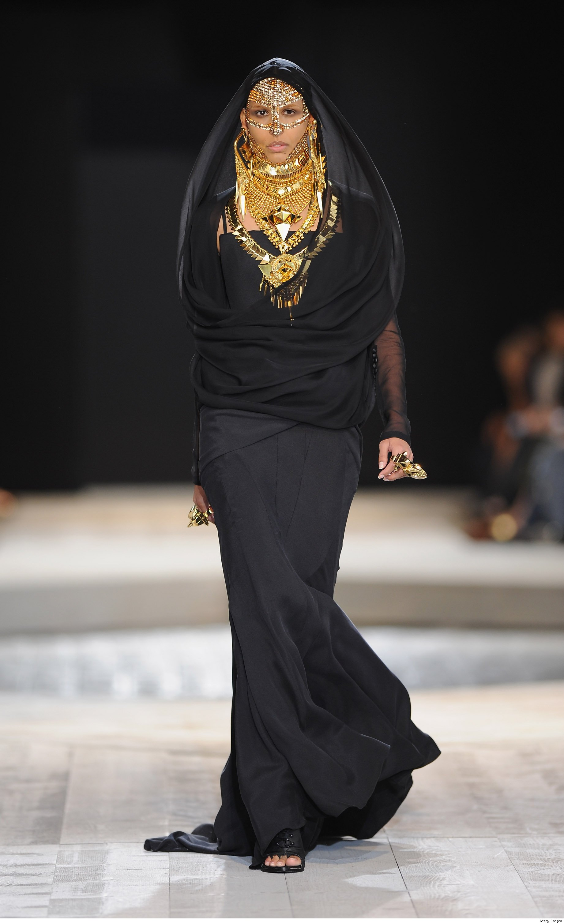 Middle East Inspired Fashion