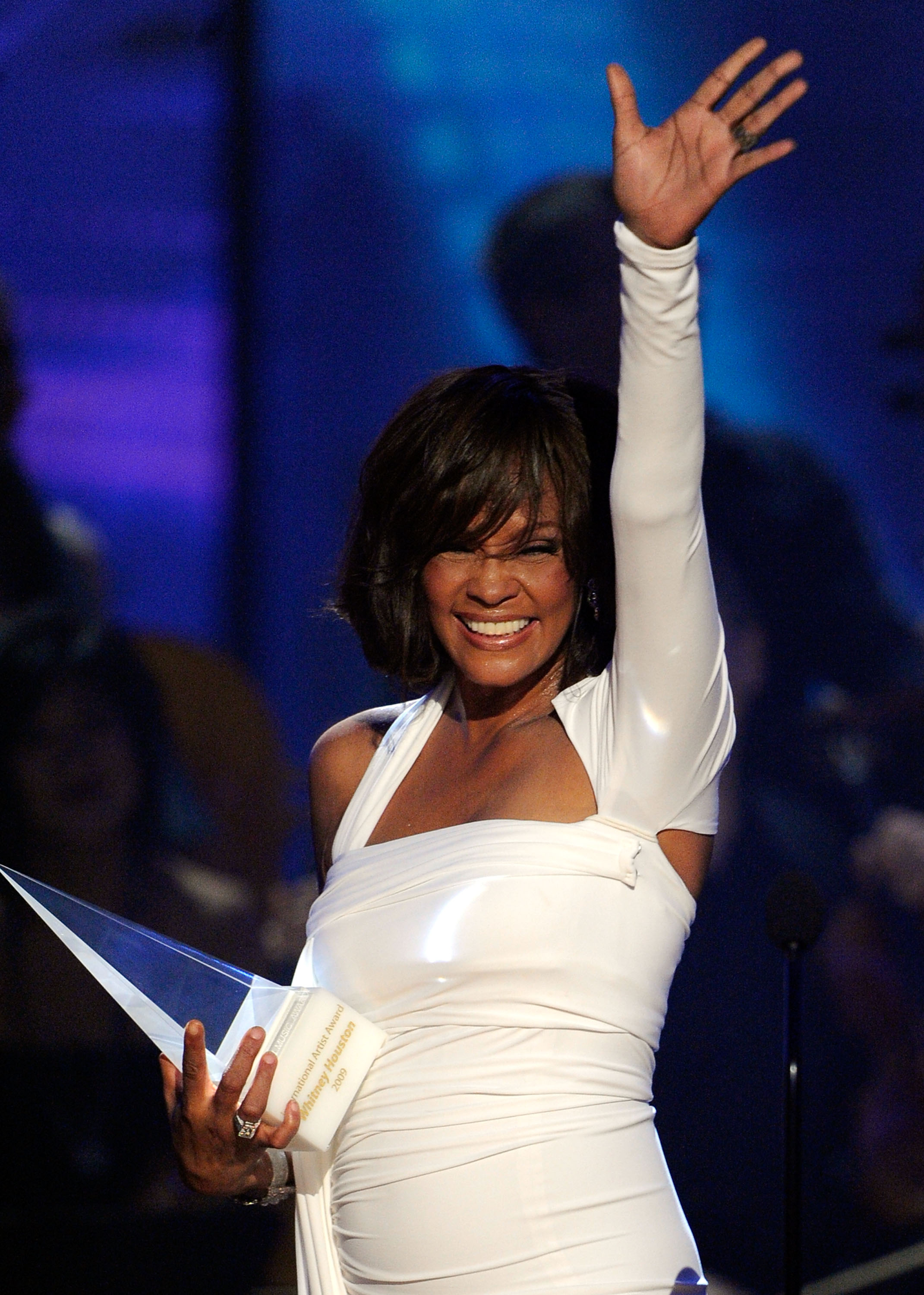 10. Whitney Houston's Miraculous Comeback