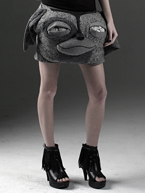The Gizmo Skirt by Brian Lichtenberg