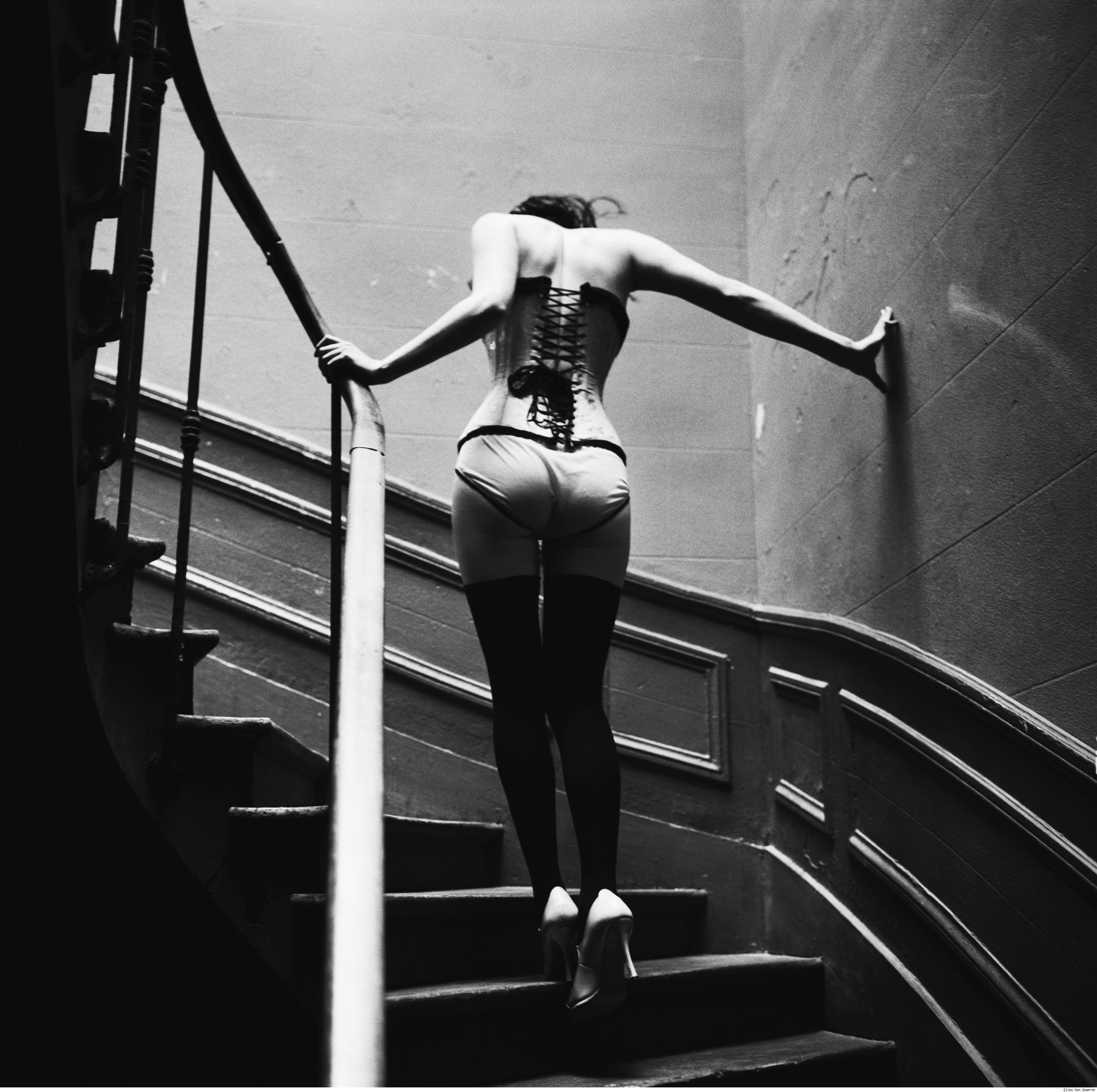 UP STAIRS Paris 1996