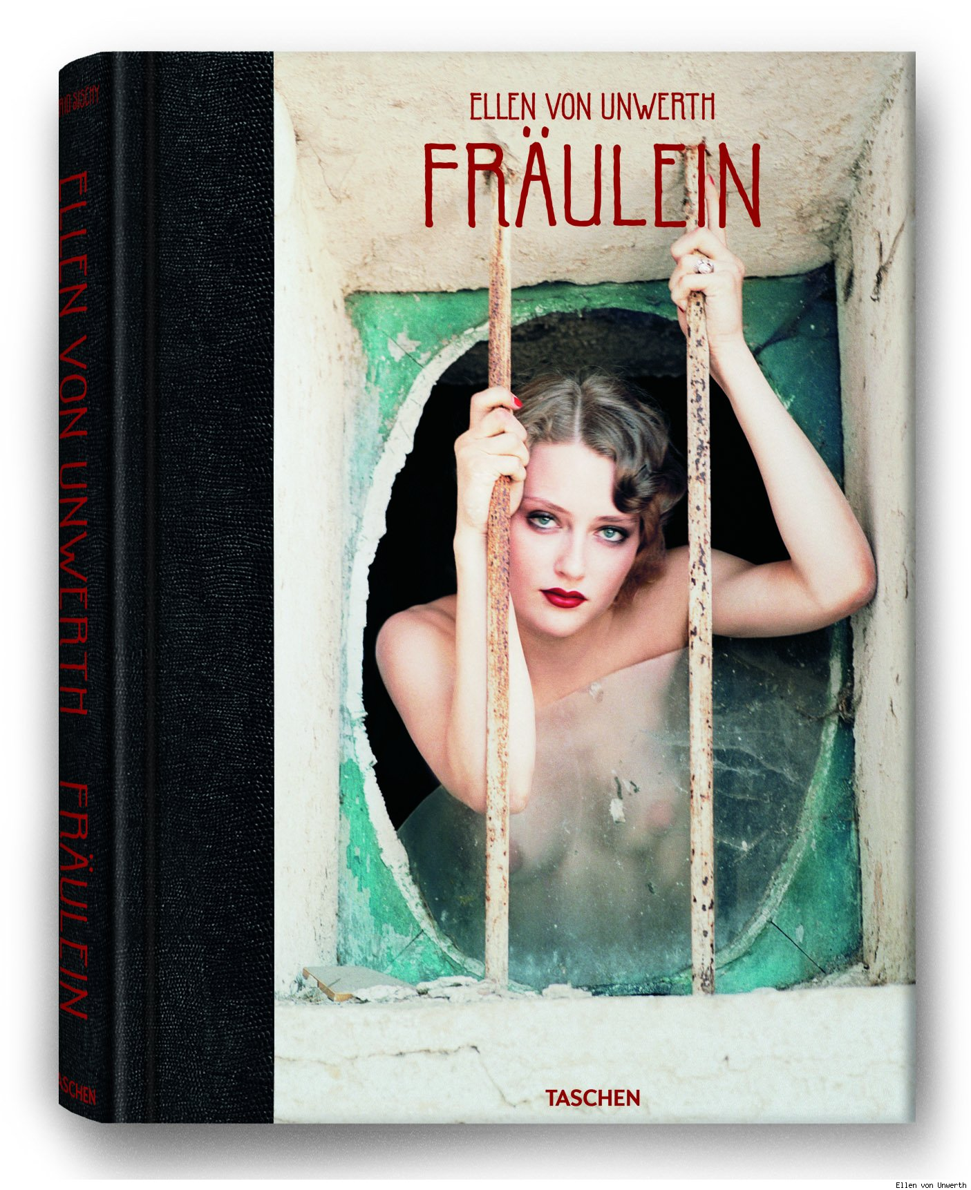 Cover Art for Fraulein by Ellen von Unwerth