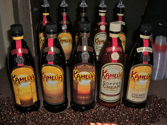 5. Kahlua Coffee Cream