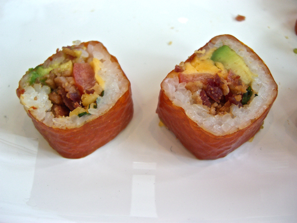BLT Roll