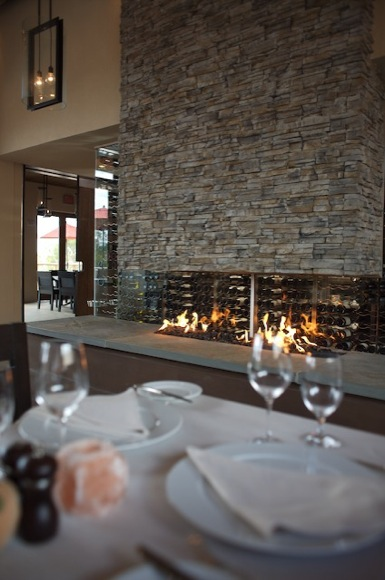 Fire Side Dining