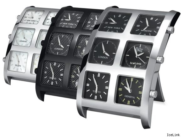 icelink travel clocks