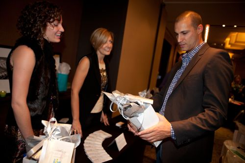 Nigel Barker at VH1's Save the Music Foundation Big Shopping Event