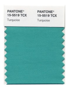 turquoise pantone