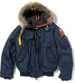 parajumpers long bear navy outlet