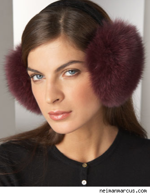 Fox Unlimited Earmuffs