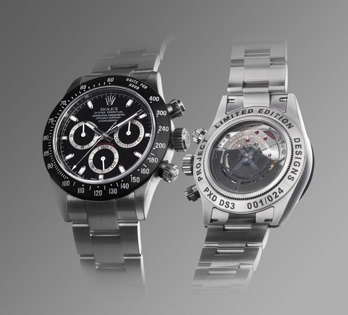Project X Rolex Daytona