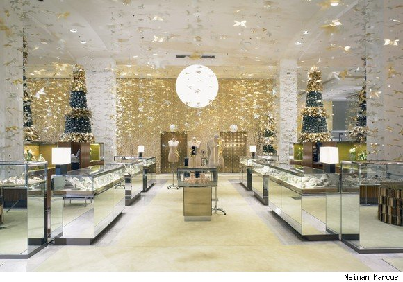 luxury watch store design and watch store fixture manufacture