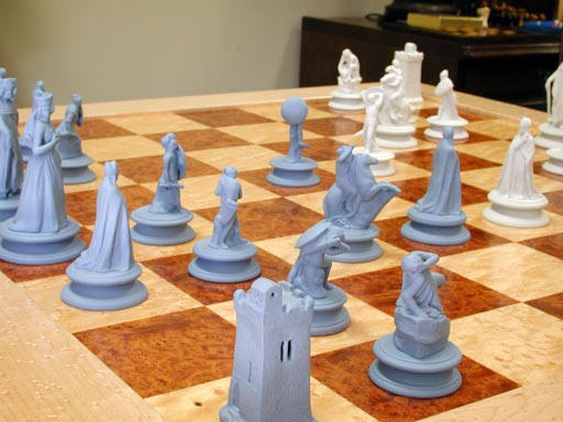 Wedgwood Chess Set