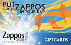 Win a Zappos Gift Card
