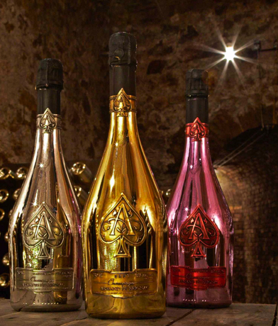 4. Armand de Brignac 