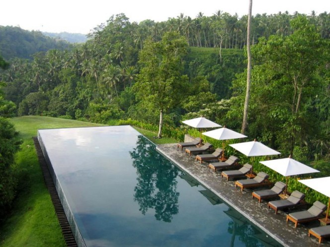 The Alila Hotel, Ubud, Bali