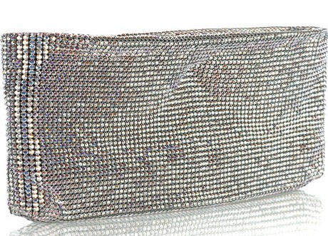 Christian Louboutin Swarovski Clutch Handbag