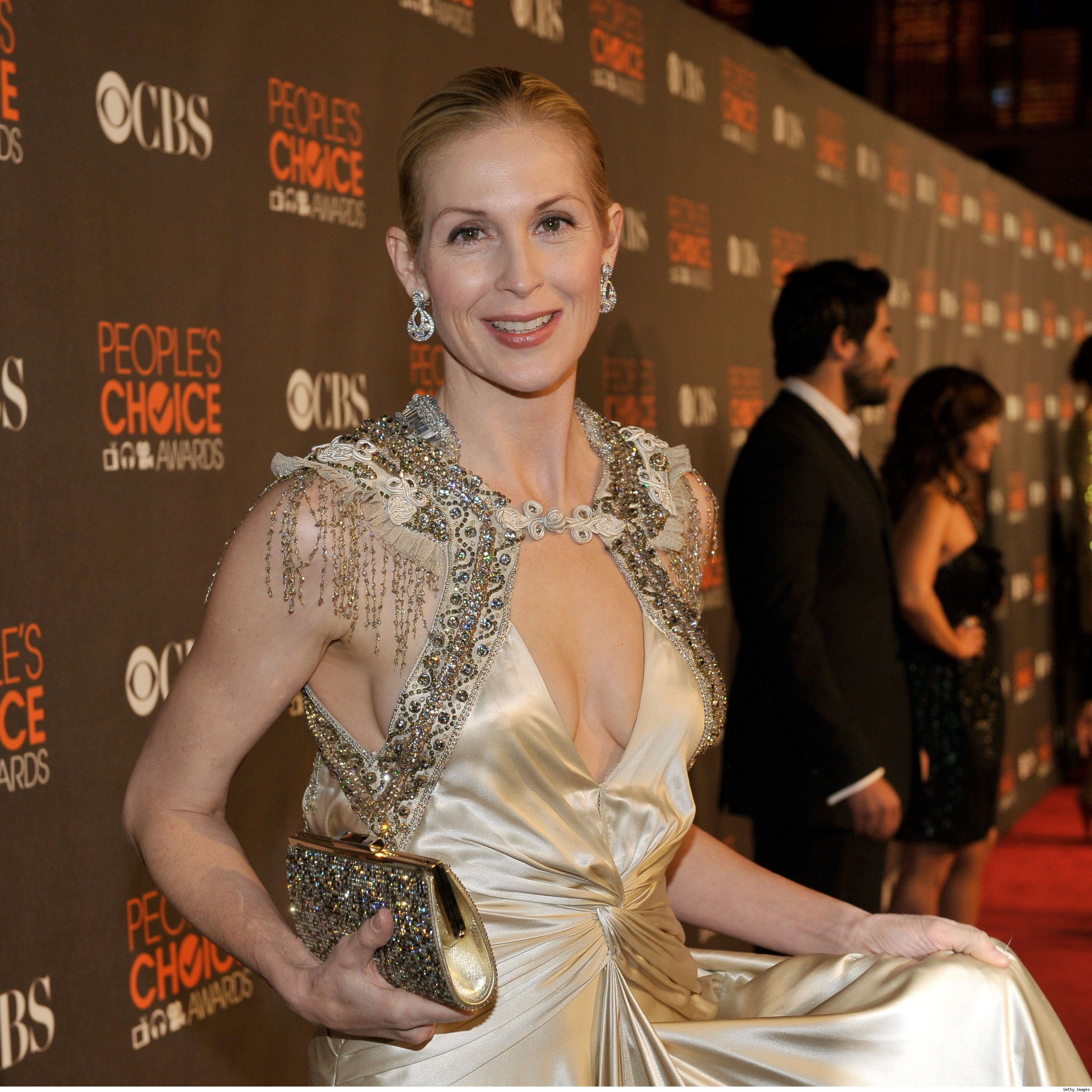 Kelly Rutherford at the  People's Choice Awards