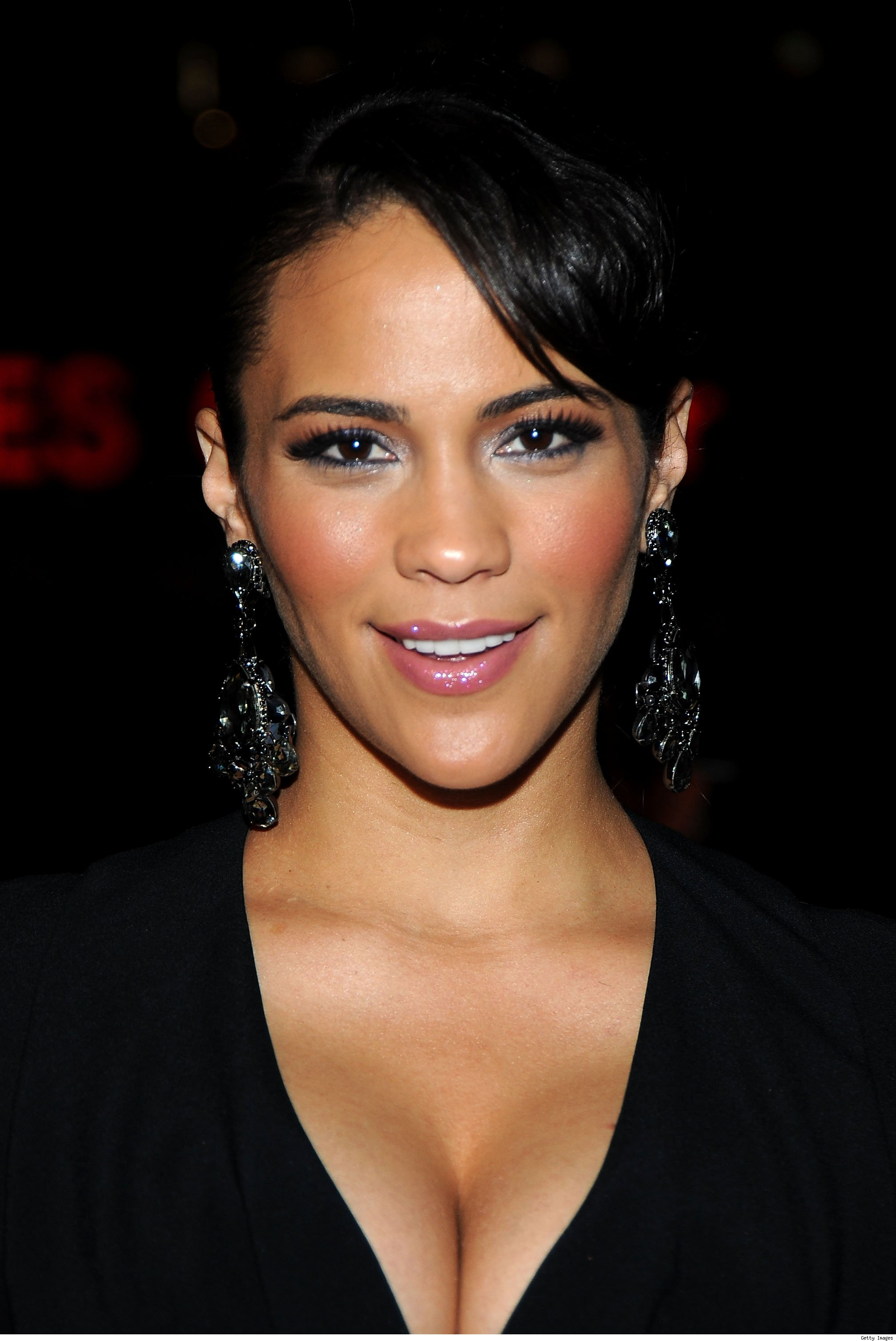 Paula Patton at the People's Choice Awards