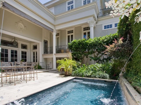 baron davis house baron davis house in new orleans estate of the day celebrity houses and. Black Bedroom Furniture Sets. Home Design Ideas