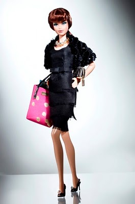 Kate Spade Barbie (designed by Deborah Lloyd)