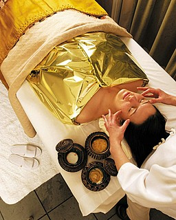 Chocolate Spa at the Four Seasons Chicago