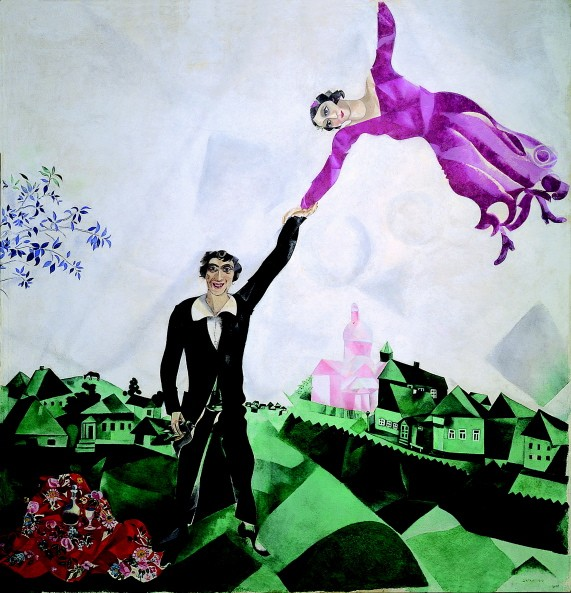 The work of Marc Chagall
