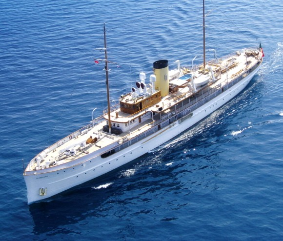 owner of the SS Delphine,