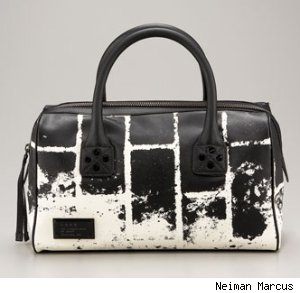 L.A.M.B. Melbourne Graphic Satchel