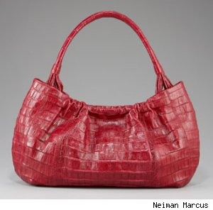 Nancy Gonzalez Croc Savvy Hobo