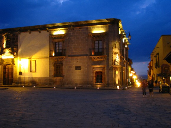 San Miguel at Night