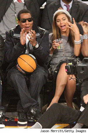 Beyonce Knowles and Jay-Z For the second year in a row, Jay-Z and Beyonce