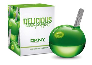 Luxist Giveaway: DKNY Delicious Candy Apples, Sweet Caramel