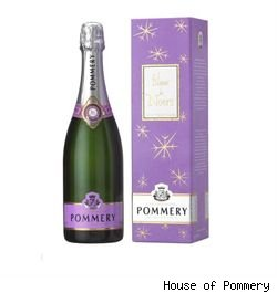 Pommery Wintertime Champagne