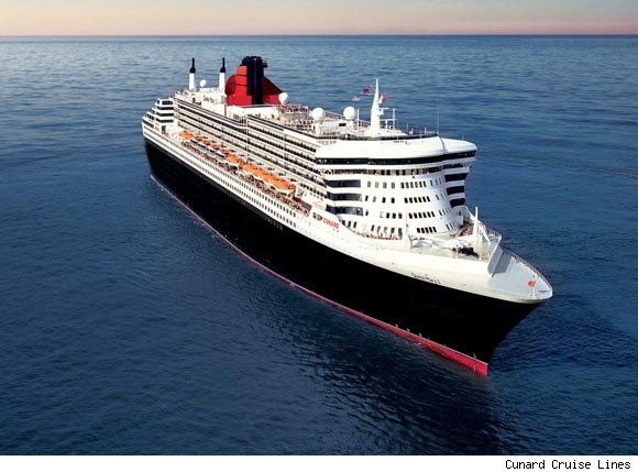 Cunard Cruise Lines