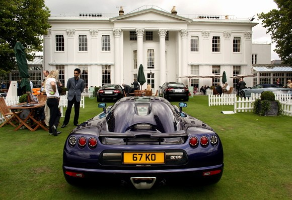 Salon Prive to take place in late July 2010.