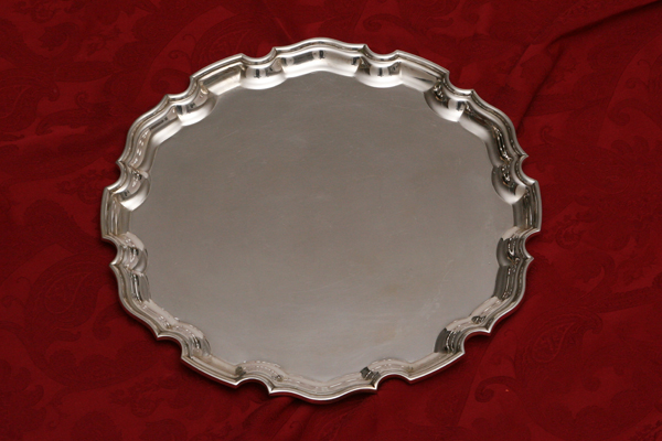 Tiffany & Co. Sterling Tray