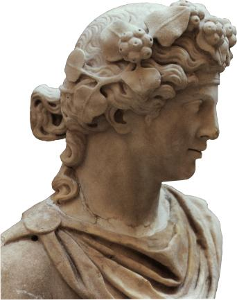 Statue of Bacchus