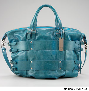 Botkier Harper Lambskin Tote