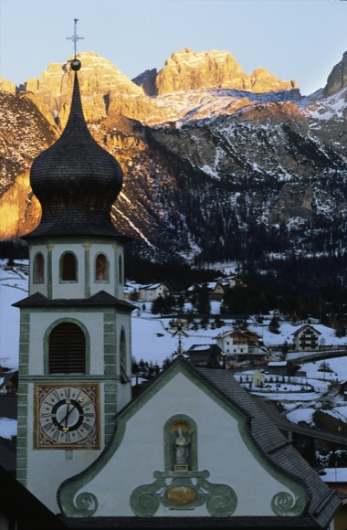 San Cassiano &amp; Church
