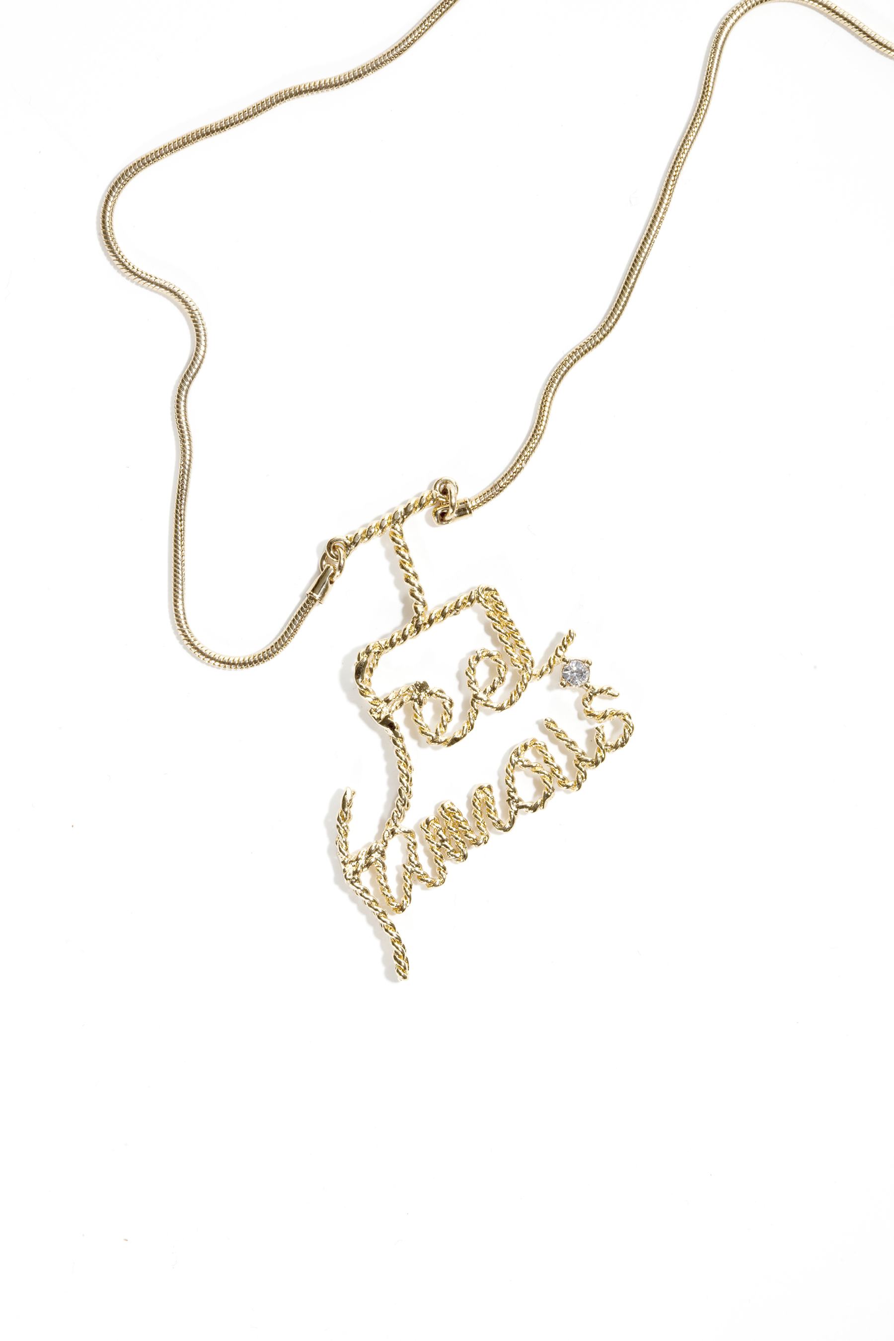 I Feel Famous Necklace