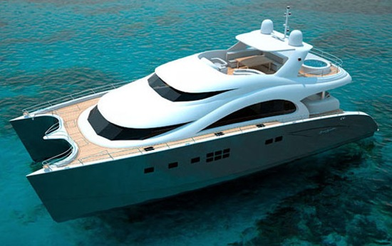70 Sunreef Power Sea Bass Yacht