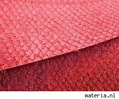 Salmon Leather