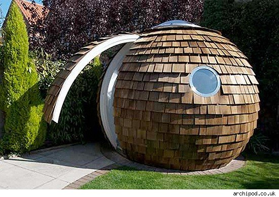 Archipod Garden Office