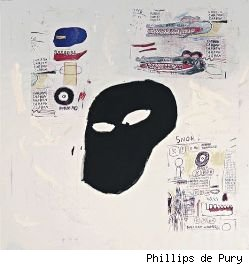 basquiat de pury