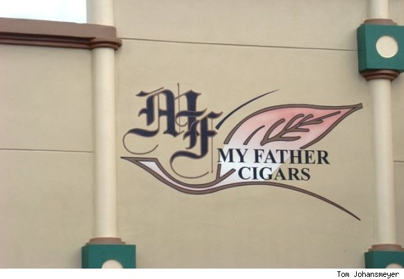 Welcome to the new My Father Cigars Factory in Esteli, Nicaragua