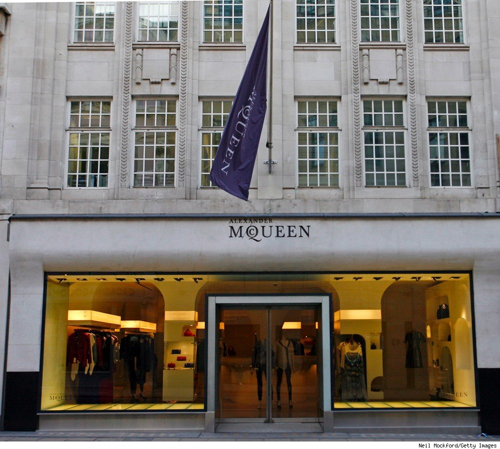 McQueen's London Store