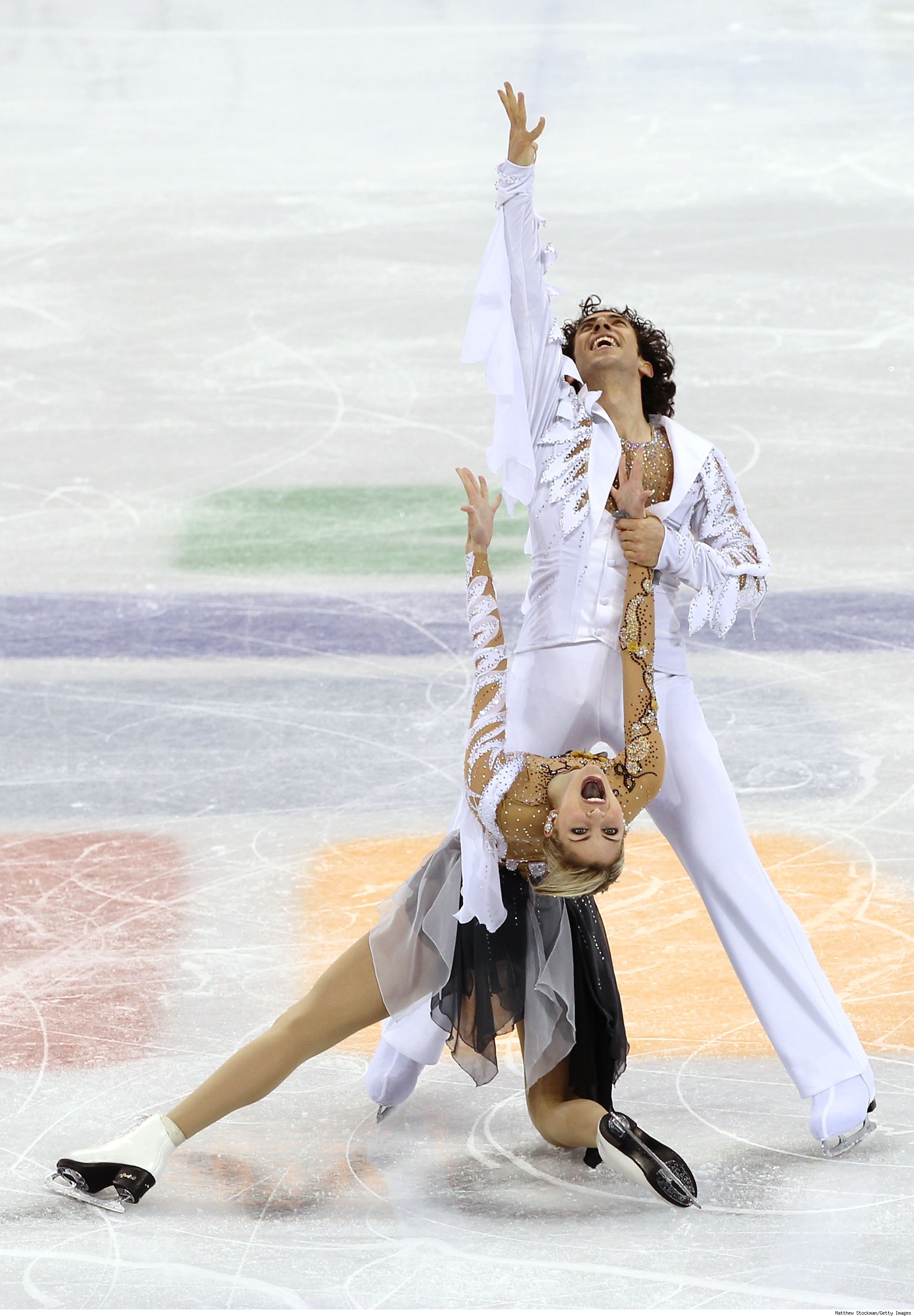Tanith Belbin and Benjamin Agosto--USA