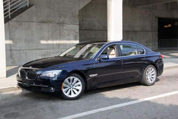 A Good Look : Quick Spin: 2011 BMW ActiveHybrid 7